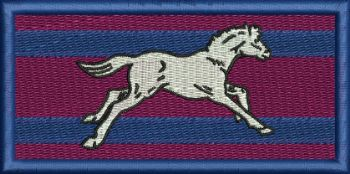 1st fd sqn Embroidered Flash